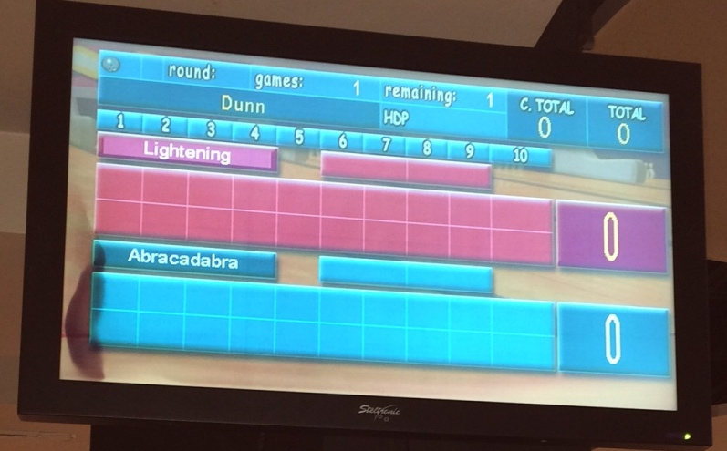 Bowling with Kate