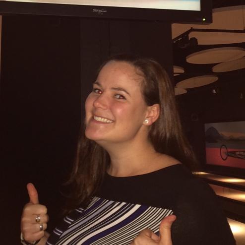 Kate at Bowling